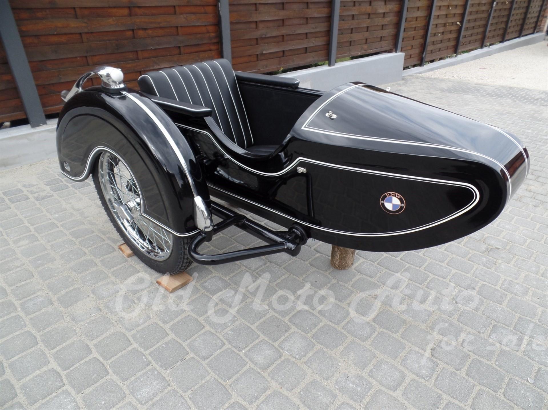 Steib TR 500 Sidecar