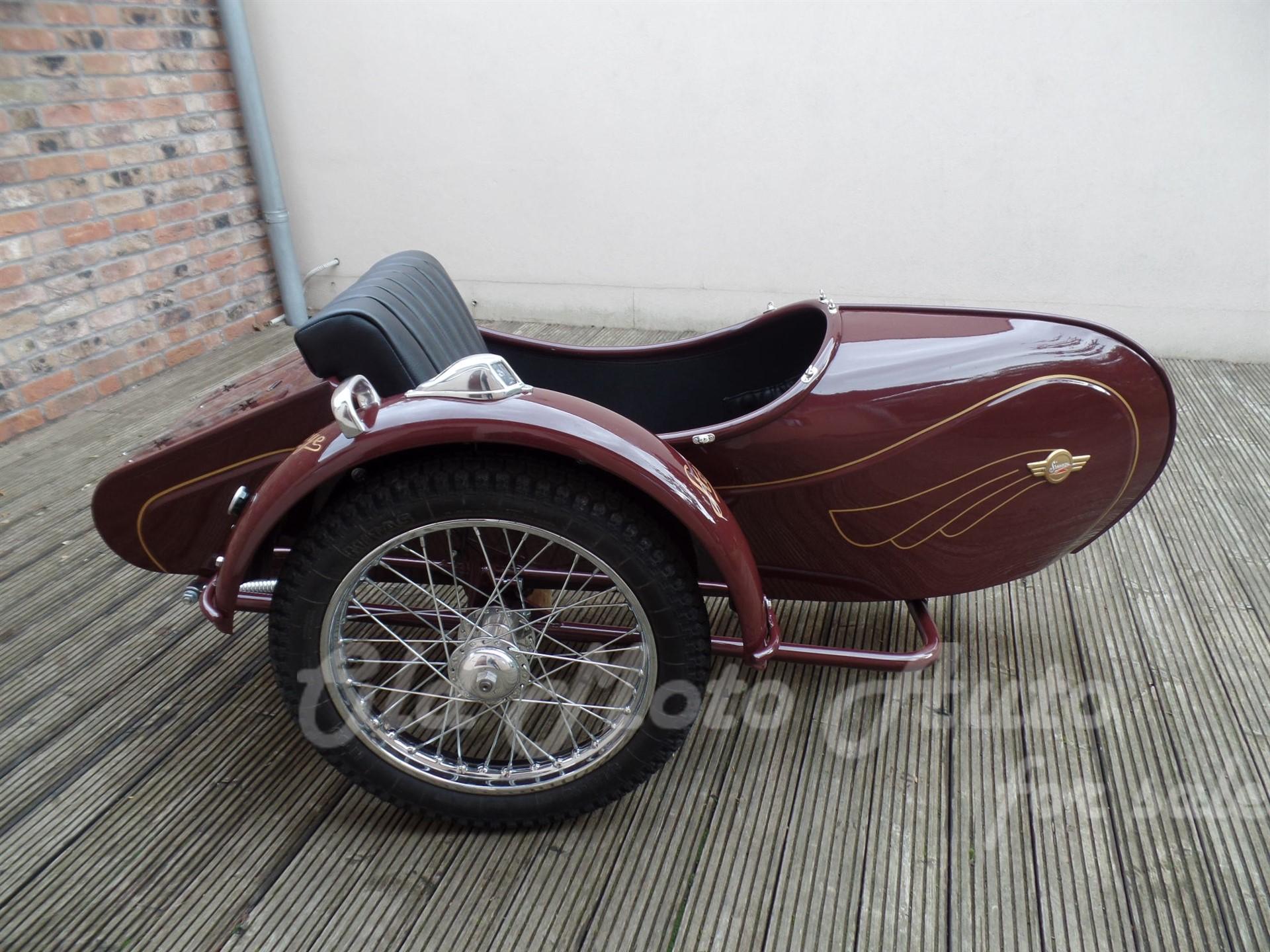 Stoye Sidecar