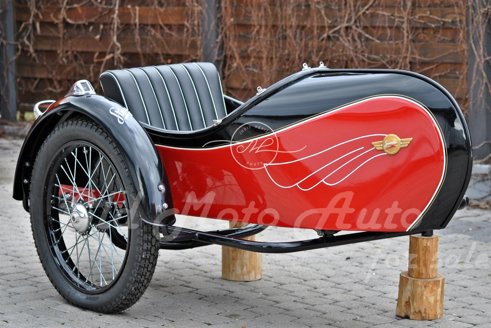 Stoye AWO SM Sidecar