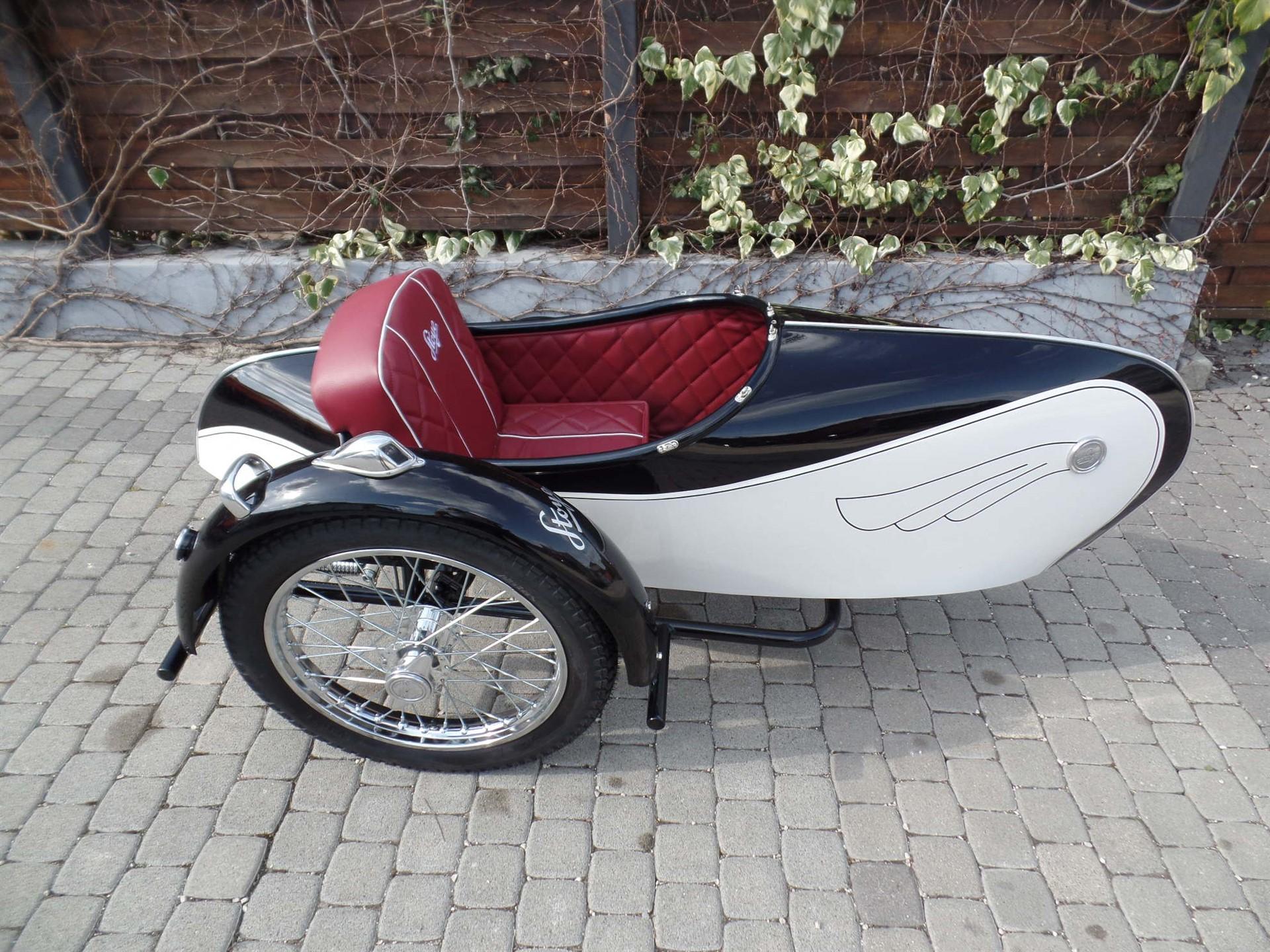 Stoye SS Luxury Sidecar
